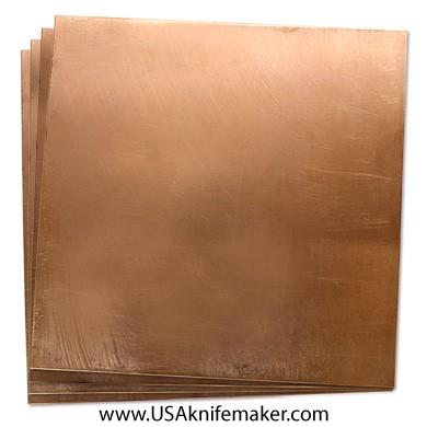 Copper - Bar & Sheet