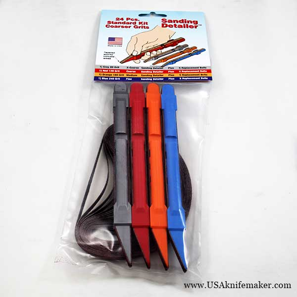 Sanding Tools & Supplies