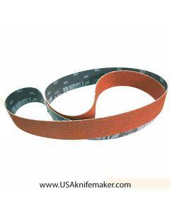 S-20 Aluminum Oxide Ceramic Belt, 2x72