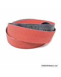"""3M 977 Cloth Belt Premium Ceramic - 2"""" x 72"""""""