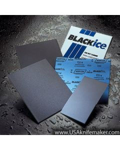 "Black Ice 9""x11"" sheet"