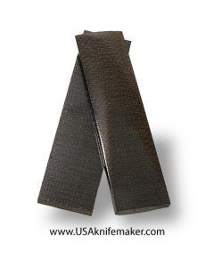 """UltreX™ Burlap - OD Green - 3/8"""" - Knife Handle Material"""