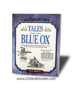 Book - Tales From The Blue Ox by Dan Brett