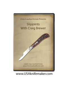 DVD - Slipjoint with Craig Brewer