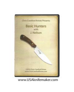 DVD - Basic Hunters with J. Neilson