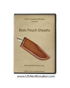 Basic Pouch Sheaths by Paul Long