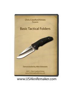 Basic Tactical Folders by Allen Elishewitz