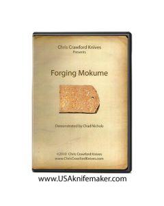 Forging Mokume with Chad Nichols
