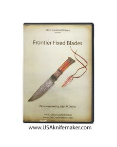 Frontier Fixed Blades Demonstrated by John M Cohen