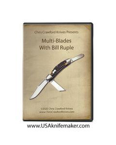 DVD - Multi-Blades with Bill Ruple