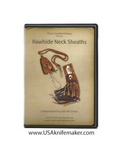 DVD Rawhide Neck Sheaths - Cohea