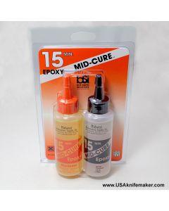 Epoxy 2 part 15 Minute cure