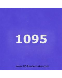 """Stencil -""""1095"""" - one image - approx 1"""" x 2 1/2"""" in size"""