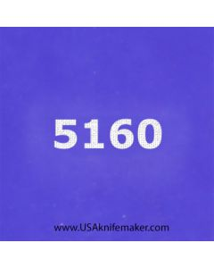 """Stencil -""""5160"""" - one image - approx 1"""" x 2 1/2"""" in size"""