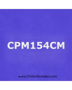 """Stencil -""""CPM154CM"""" - one image - approx 1"""" x 2 1/2"""" in size"""