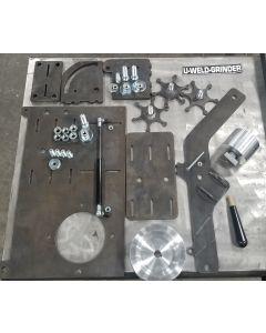 U-Weld-Grinder Frame - Bare Bones Kit