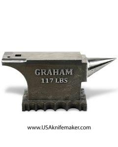 Atlas Graham Anvil - 117 Lbs