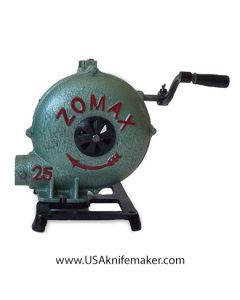 Zomax Handcrank Blower for Whitlox Wood-Fired Forges