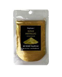 Alumidust Metallic Powder - Gold - 15g