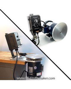 """KMG 9"""" Disk Grinder - Horizontal or Vertical"""