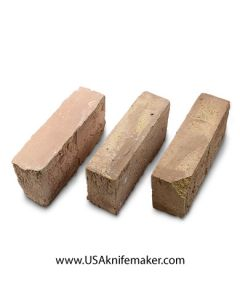 "USED - Hard Brick 2.5"" x 4.5"" x 9"""