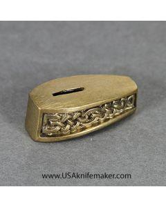 Braided Guard Bronze