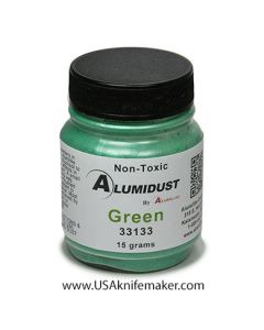 Alumidust Metallic Powder - Green
