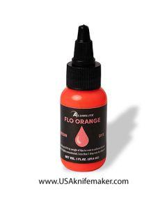 Alumilite Dye - Florescent Orange - 1oz