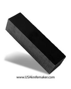 UltreX™ Canvas Blocks- Black - Knife Handle Material