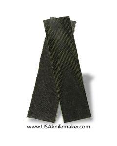 "UltreX™ Micarta-24W Black 3/8"" - Knife Handle Material"
