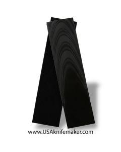 "UltreX™ SureTouch™ - Black 3/16"" - Knife Handle Material"