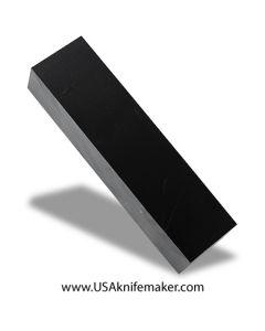 "G10 - Black 1 1/8"" (1.125"") - Knife Handle Material"