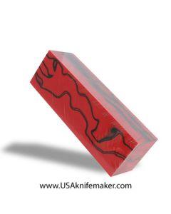 """Kirinite (TM) Red Devil Block 1.75"""" x 1.75 x 6"""""""