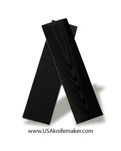 "UltreX™ Linen - Black - 3/16"" - Knife Handle Material"