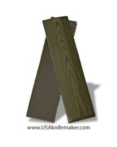 "UltreX™ Linen - OD Green - 3/8"" - Knife Handle Material"