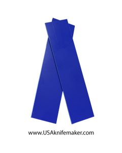 G10 Liner - UltreX™ Blue .030 & .060 - Knife Handle Material