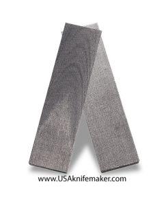 "TeroTuf Gray 1/4"" - Knife Handle Material"