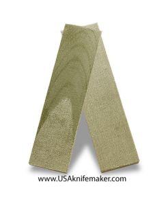 "TeroTuf OD Green 1/8"" - Knife Handle Material"
