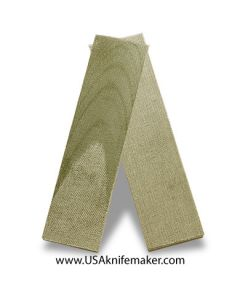 "TeroTuf OD Green 3/16"" - Knife Handle Material"