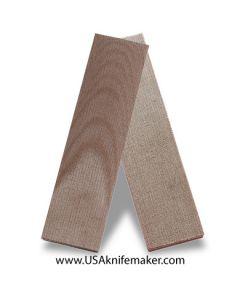 """TeroTuf Tan 1/4""""  - Knife Handle Material"""