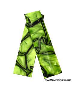 Kirinite (TM)- Toxic Green & Black