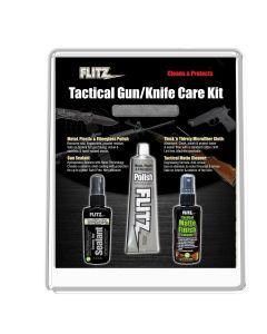 Flitz Gun & Knife Tactical Care Kit