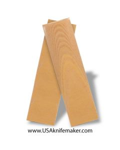 """UltreX™ Paper - Antique Ivory Micarta® - 1/4""""  - Knife Handle Material"""
