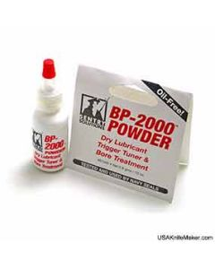 Sentry Solutions - BP2000 Powder dry lubrication for firearms knifemaking