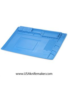Magnetic Silicon Work Mat