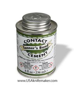 Tanner Bond Contact Cement 8oz Craftsman # S-5274
