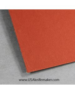 Vulcanized Paper Brick Red
