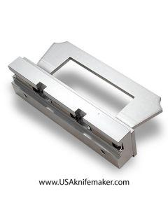 Magnetic Bevel Grinding Jig