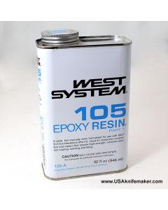 West System - Resin- 105-A 1quart