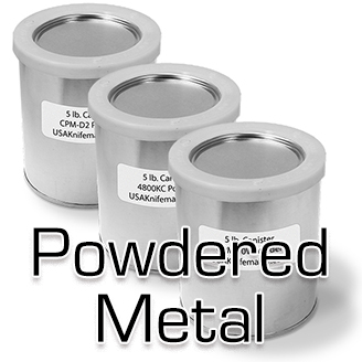 Powdered Metals